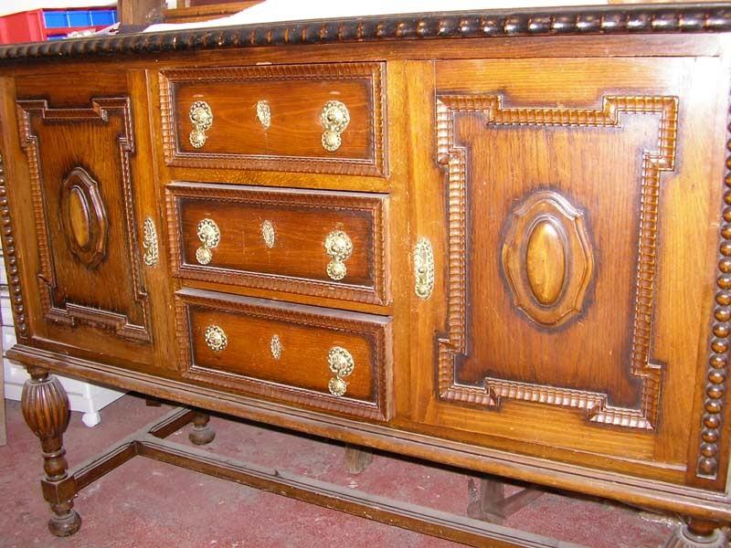 Restauración de Muebles de Madera - Ana Basanta: ;Mueble Auxiliar ...